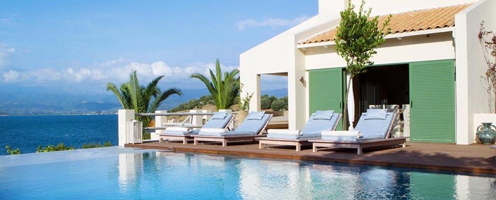 The Villa Amalia Seafront Estate of 18.000 sqm